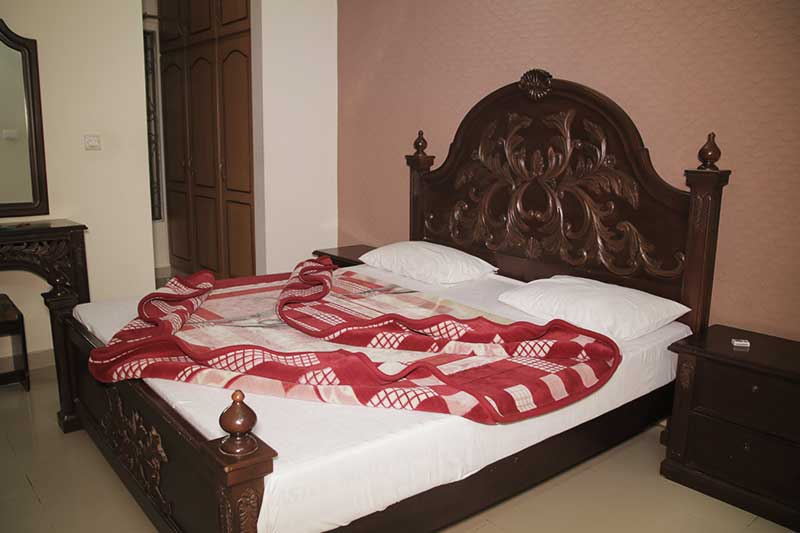 Double Master Bed Room-BL4