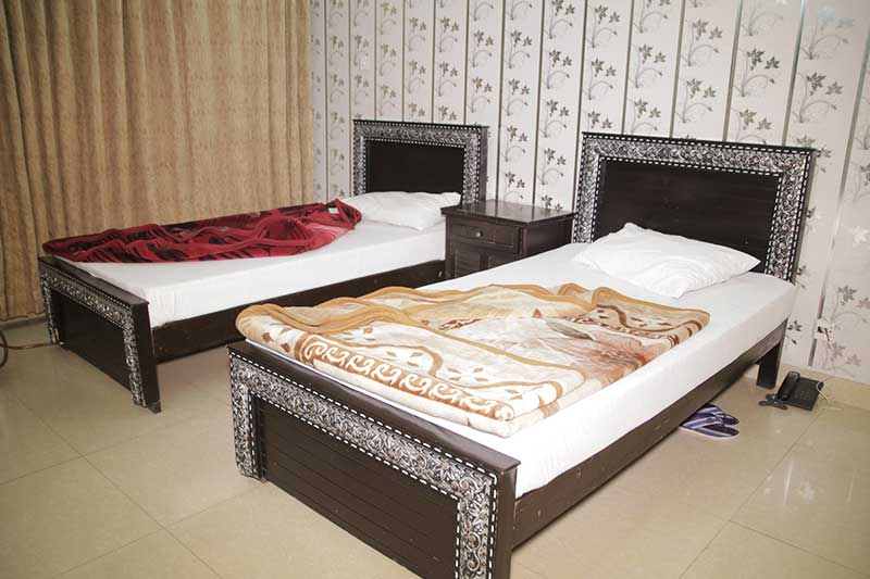 Twin Master Bed Room-BL3