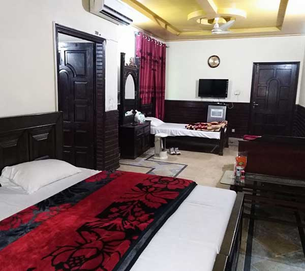 Three Master Bed Room-BL4