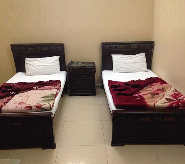 Twin Master Bed Room-BL4