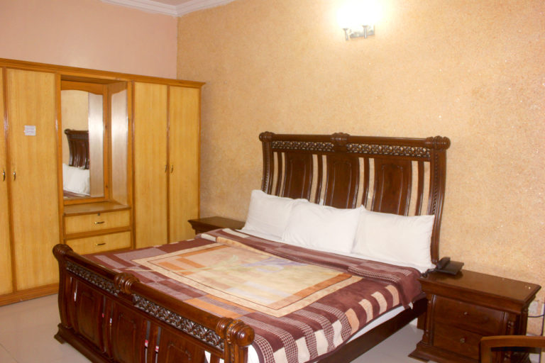 Double Master Bed Room-BL1