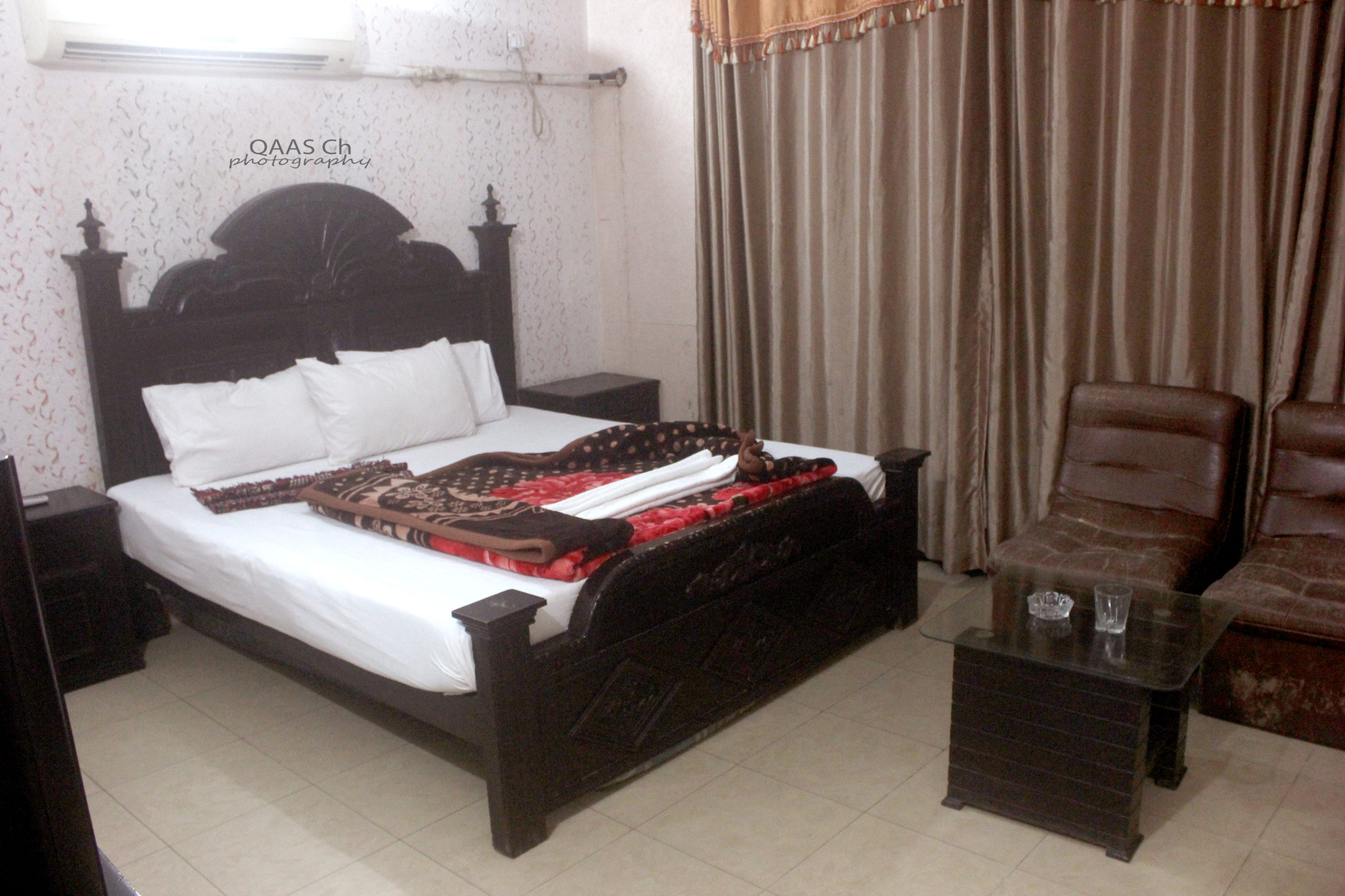 Double Master Bed Room-AFH