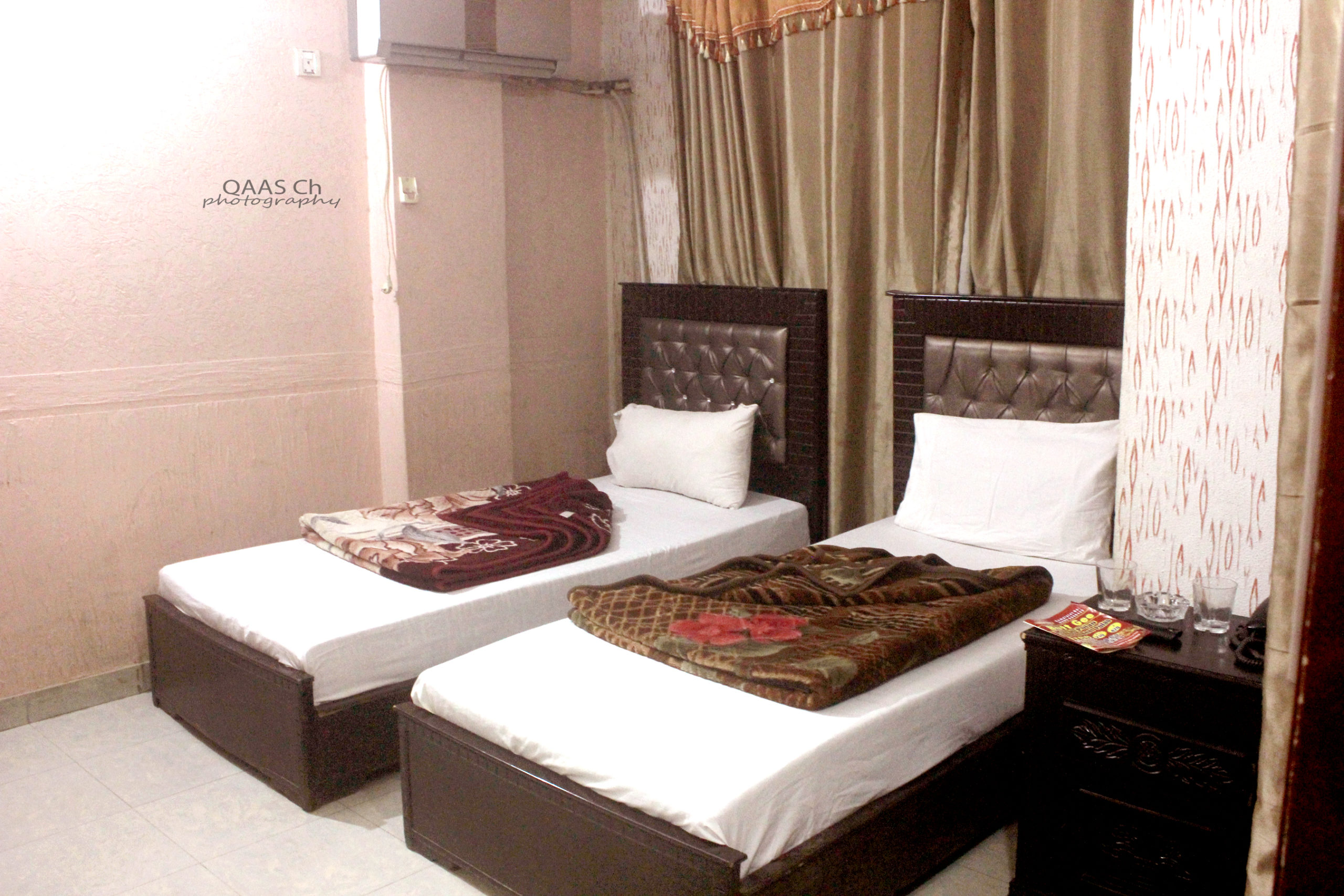 Twin Master Bed Room-AFH